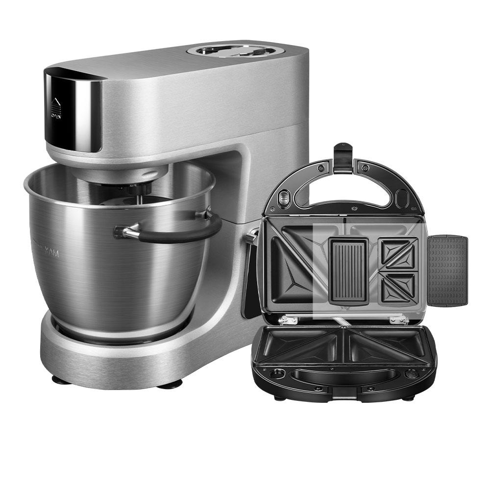 Кухонная машина REDMOND RKM M4020+Мультипекарь REDMOND