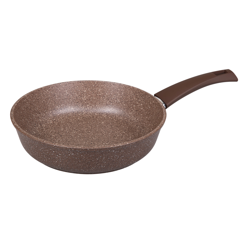 Сковорода литая Brown stone REDMOND RFP-A2606 26 см