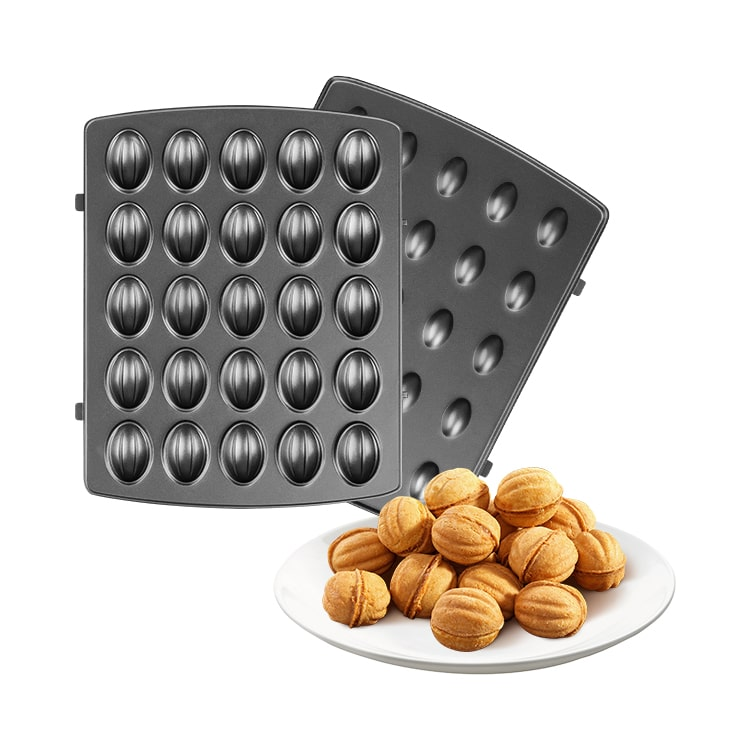 """Панель """"Орешки"""" для мультипекаря REDMOND (форма для выпечки орешков с начинкой) RAMB-118 фото"""