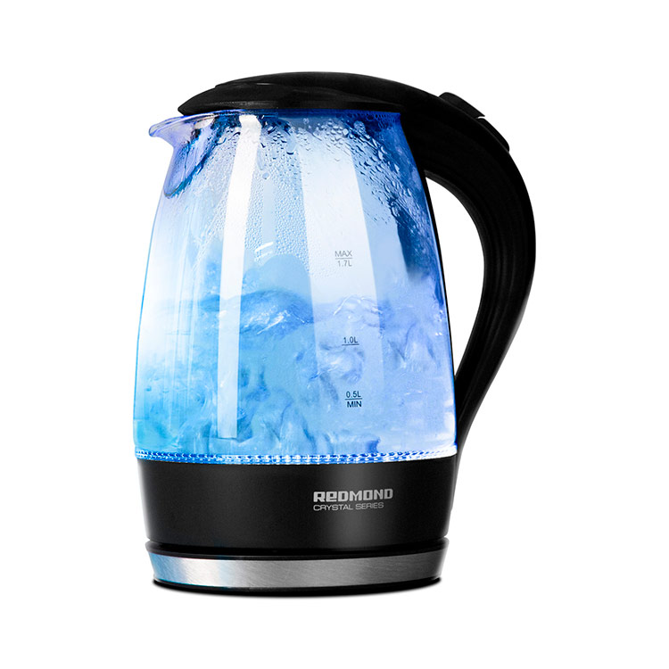 Купить со скидкой Электрический чайник REDMOND RK-G161