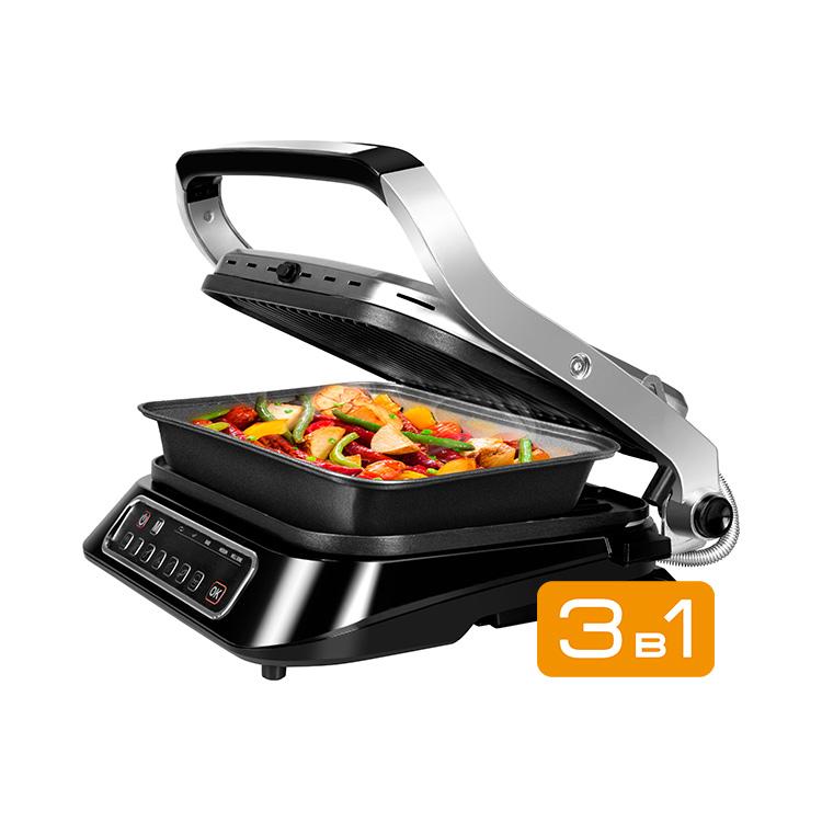 Гриль-духовка Steak&Bake REDMOND RGM-M806P