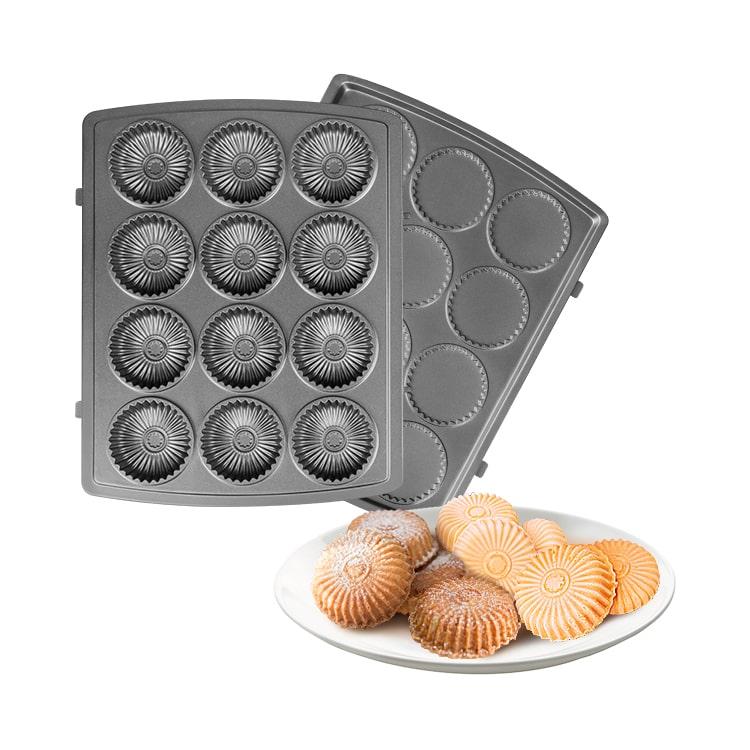 """Панель """"Курабье"""" для мультипекаря REDMOND (форма для выпечки печенья «Курабье») RAMB-131 фото"""