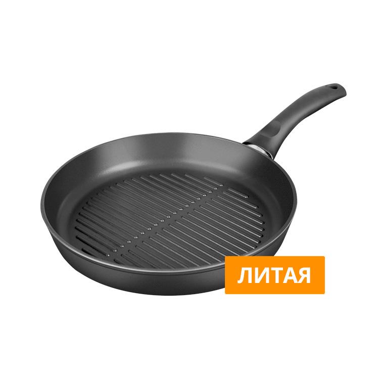 Сковорода-гриль литая REDMOND RFP-A2604 фото