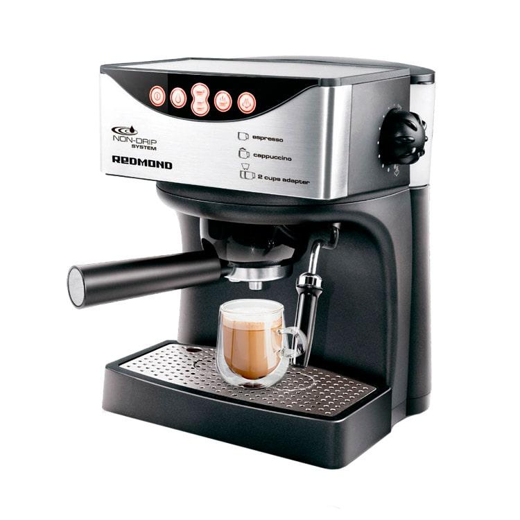 Кофеварка REDMOND RCM-1503: купить в Москве, СПб, России - отзывы, цена на RCM-1503 | Фирменный магазин REDMOND